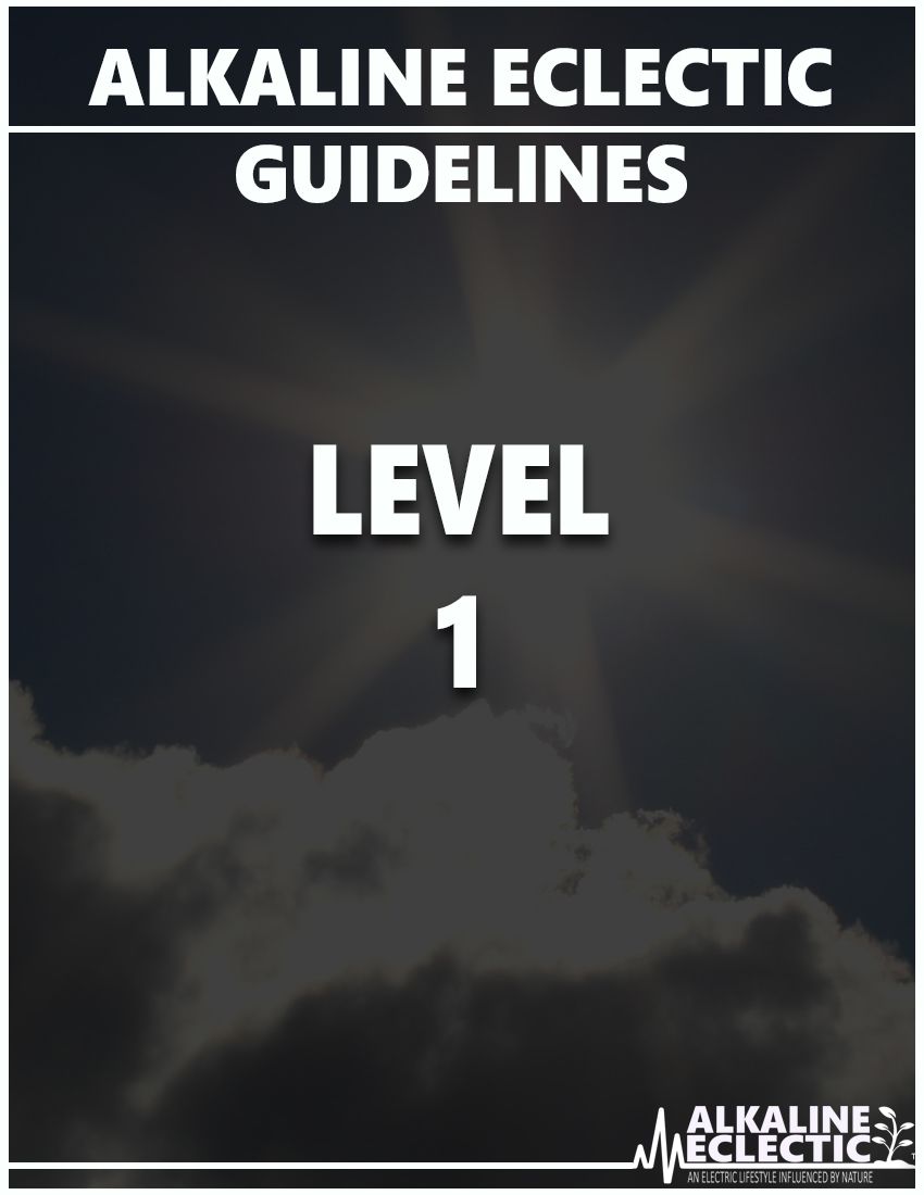 AE GUIDELINES LEVEL 1