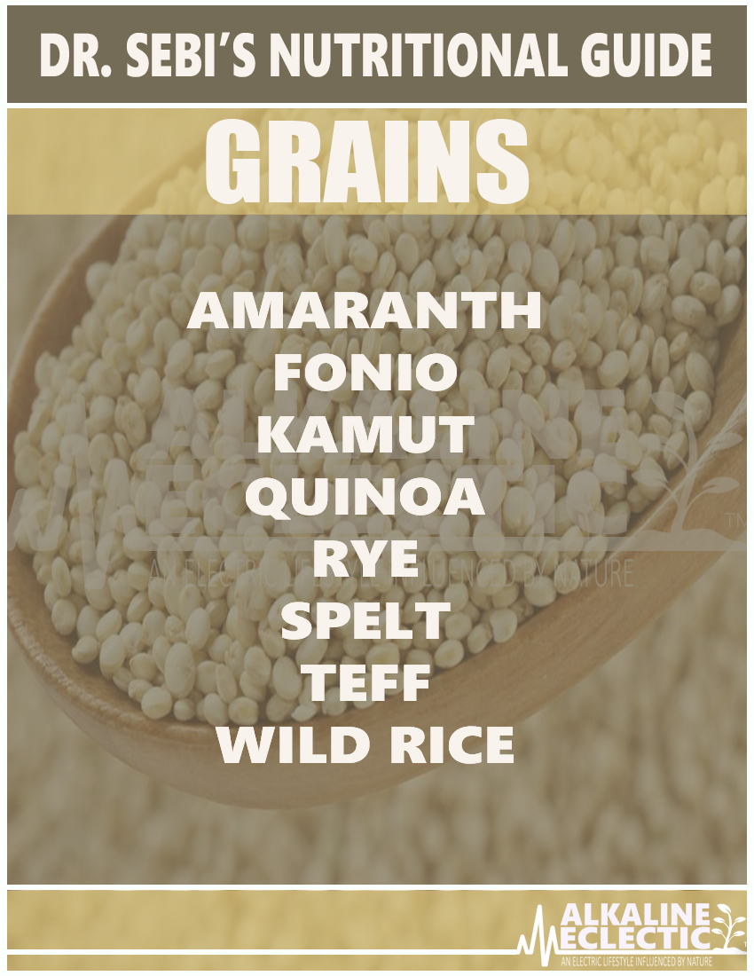 NUTRITIONAL GUIDE GRAIN MAIN FINAL
