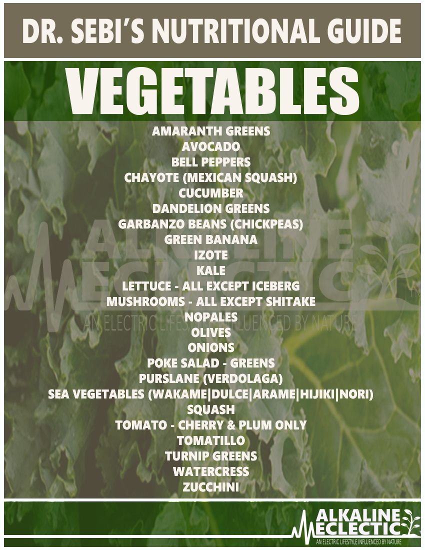 NUTRITIONAL GUIDE VEGETABLES MAIN final