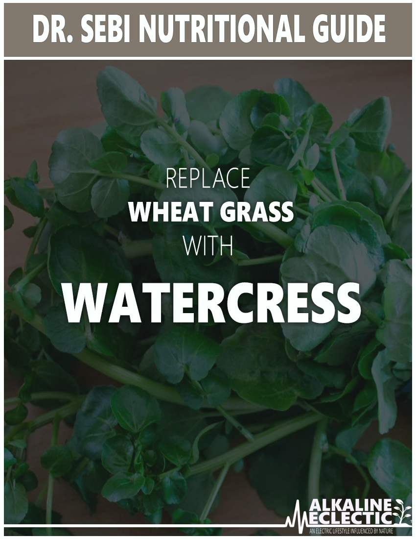 REPLACE THAT WITH THIS WATERCRESS 2