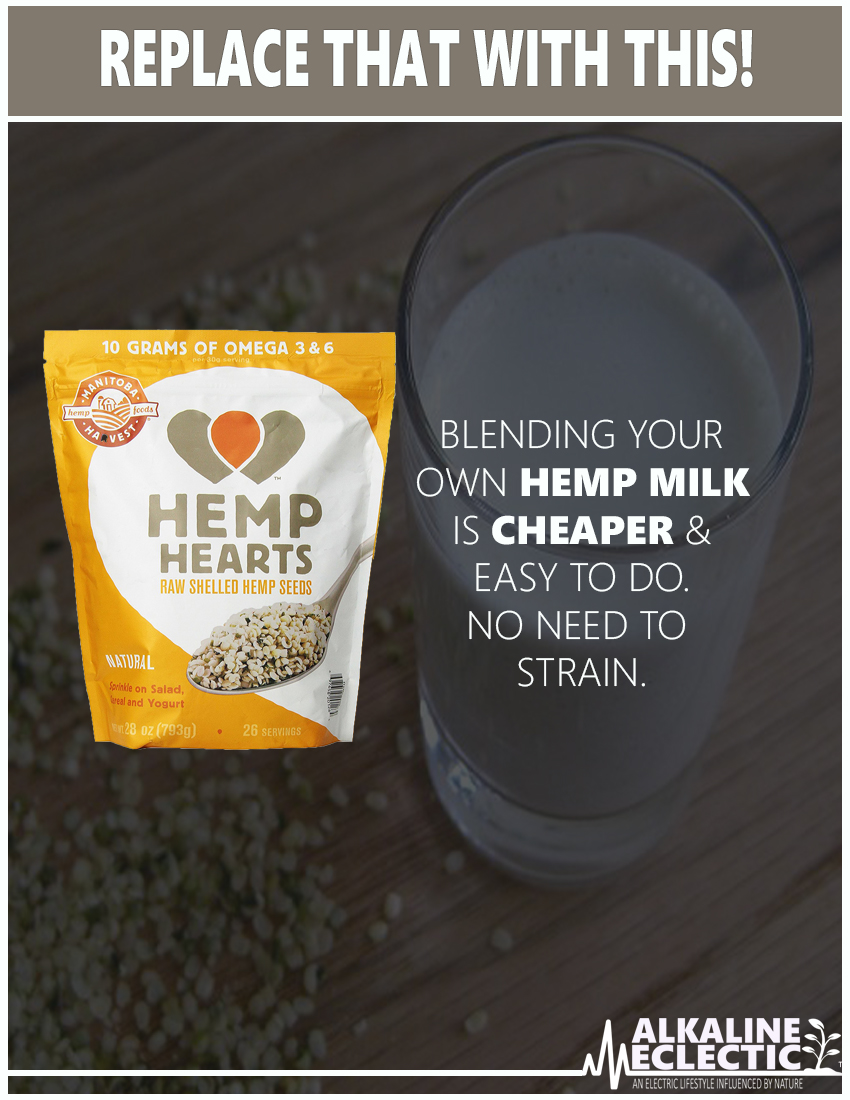 REPLACE THIS WITH THAT HEMP MILK 2B